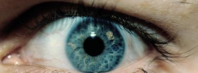 Man s Eye  Blue Close