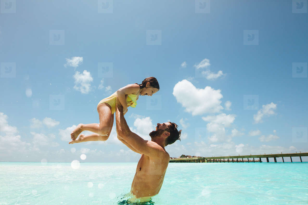 Father and daughter getaway