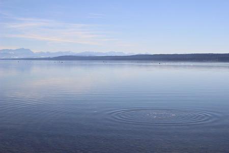 Lake Ammersee Bavaria
