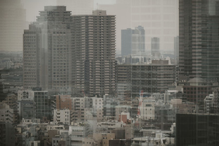 Tokyo buildings and cityscape Japan