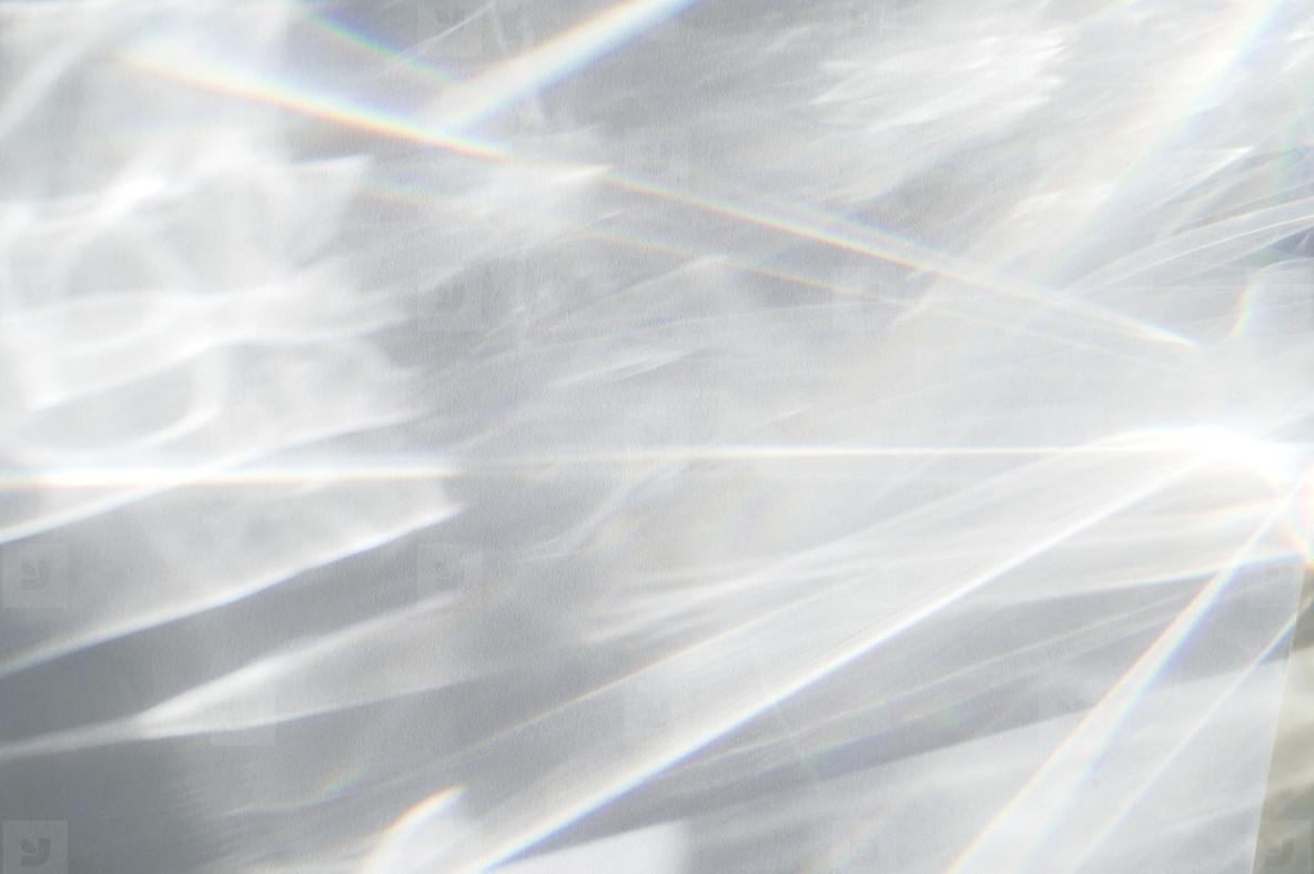 Water texture overlay effect  rays of light  shadow overlay effe