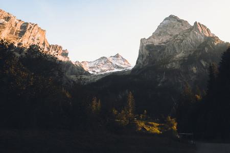 Grosse Scheidegg Pass 11