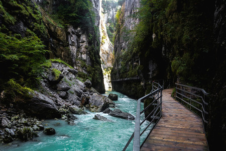 Aare Gorge Switzerland 02