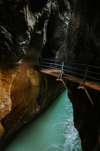 Aare Gorge Switzerland 09
