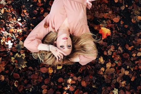 Beautiful Women at Fall 6
