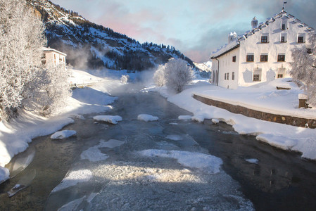 Winter in Switzerland 4