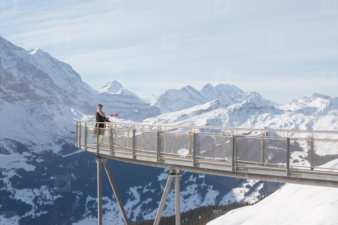 Grindelwald First Ski Resort 1