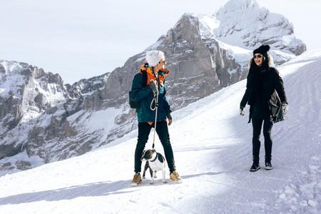 Grindelwald First Ski Resort 3