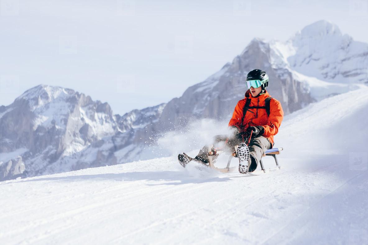 Grindelwald First Ski Resort 5