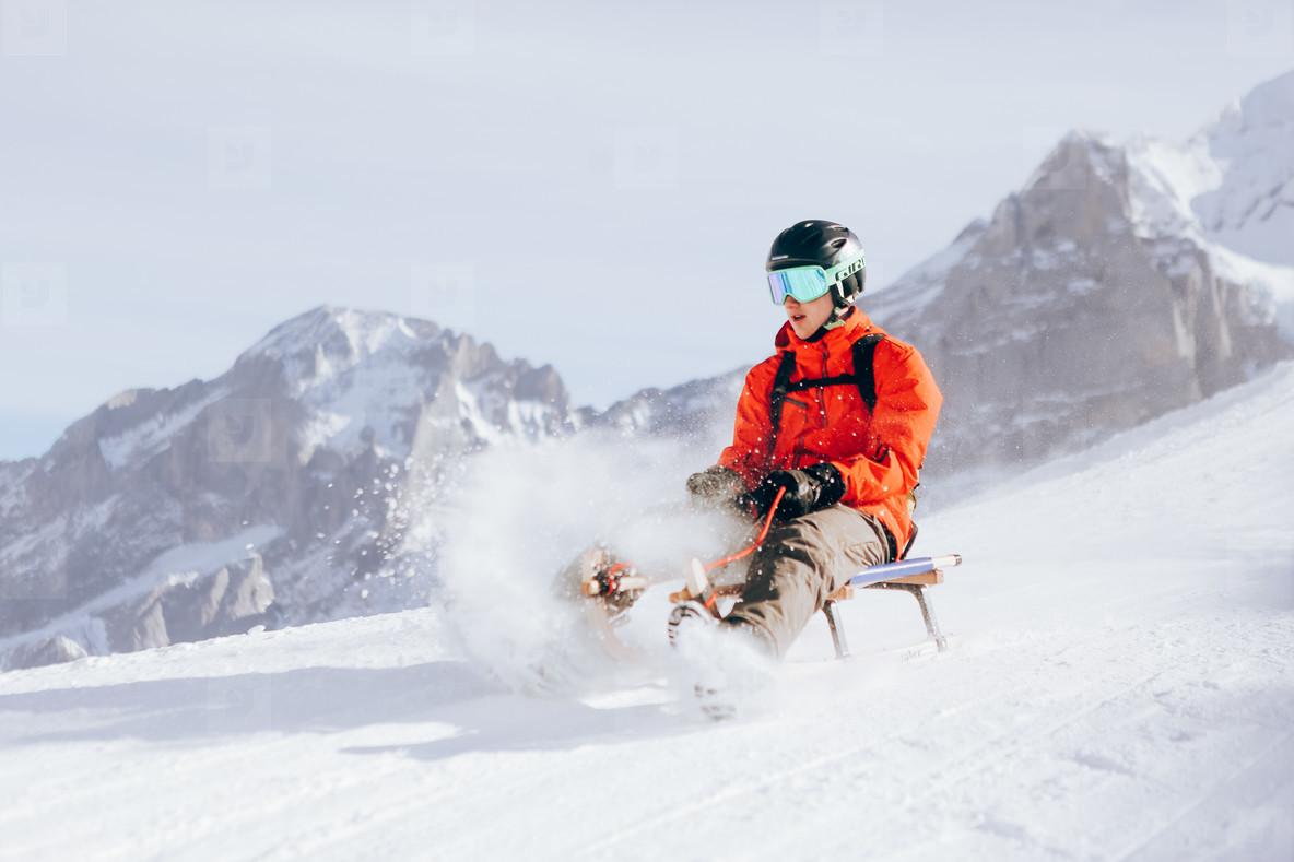 Grindelwald First Ski Resort 6