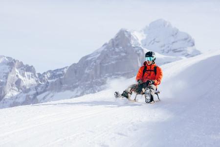 Grindelwald First Ski Resort 4
