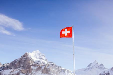 Grindelwald First Ski Resort 46
