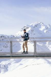Grindelwald First Ski Resort 45