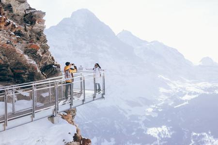 Grindelwald First Ski Resort 42