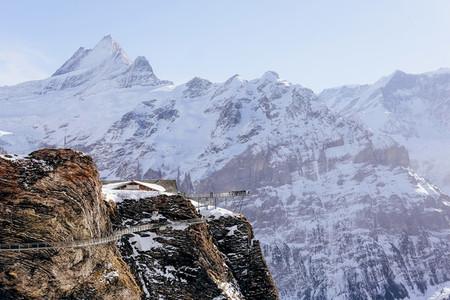 Grindelwald First Ski Resort 37
