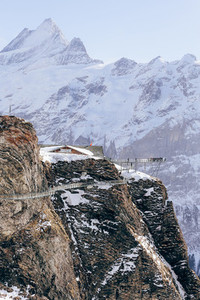 Grindelwald First Ski Resort 36