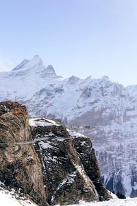 Grindelwald First Ski Resort 35