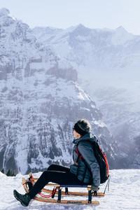 Grindelwald First Ski Resort 34
