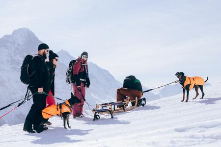 Grindelwald First Ski Resort 33