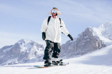 Grindelwald First Ski Resort 29