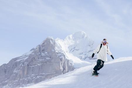 Grindelwald First Ski Resort 28