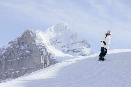 Grindelwald First Ski Resort 27