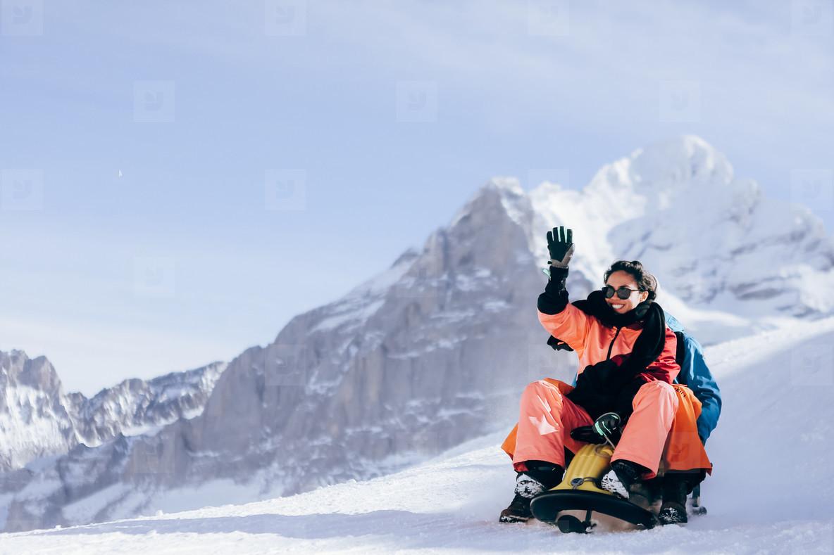 Grindelwald First Ski Resort 26