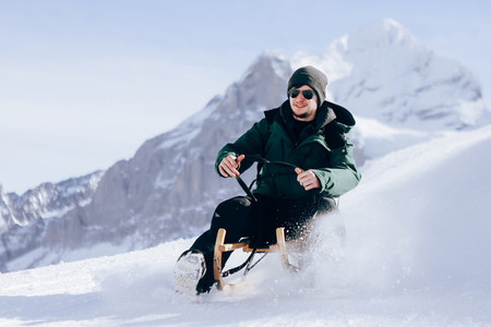 Grindelwald First Ski Resort 25
