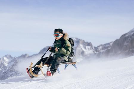 Grindelwald First Ski Resort 23