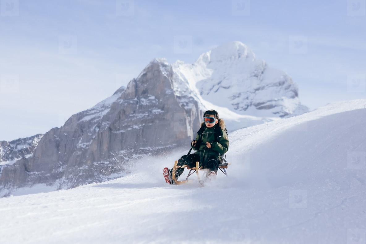 Grindelwald First Ski Resort 22