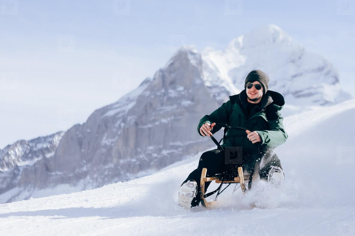 Grindelwald First Ski Resort 24