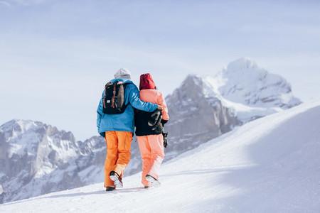 Grindelwald First Ski Resort 16