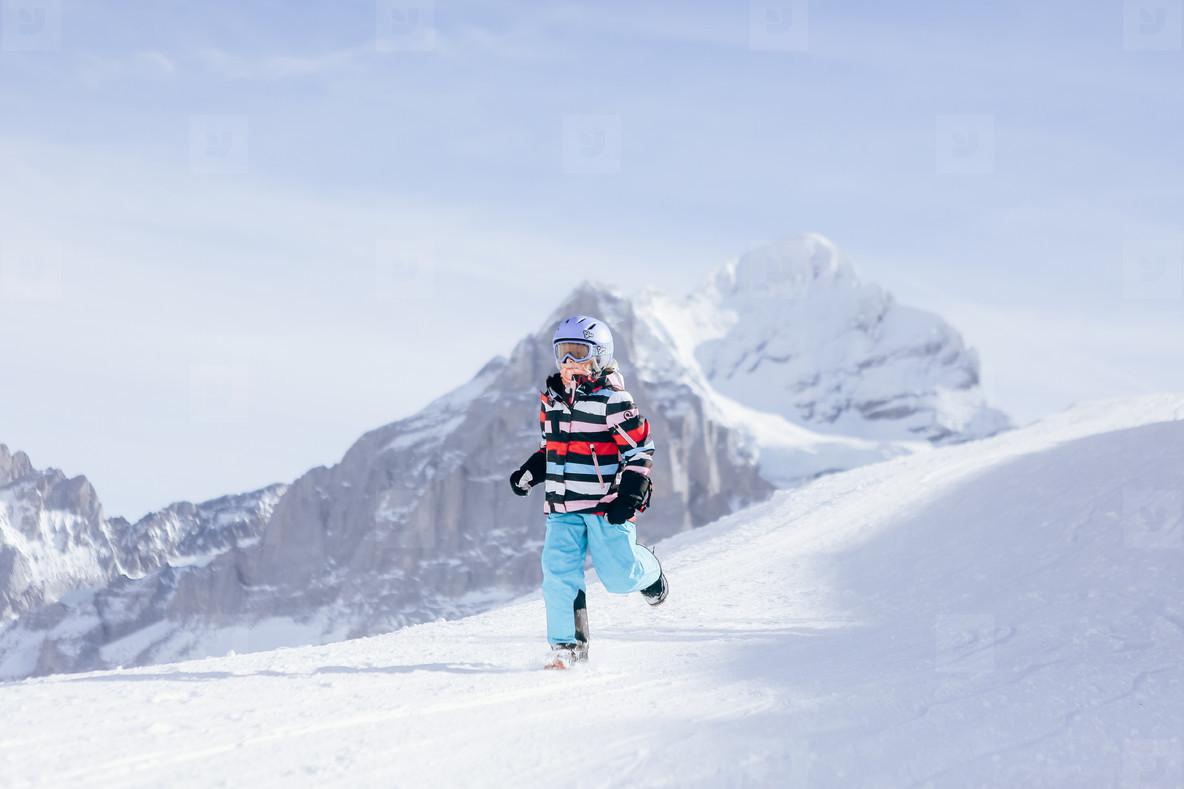 Grindelwald First Ski Resort 19