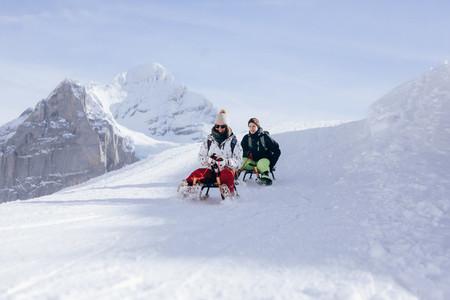 Grindelwald First Ski Resort 20