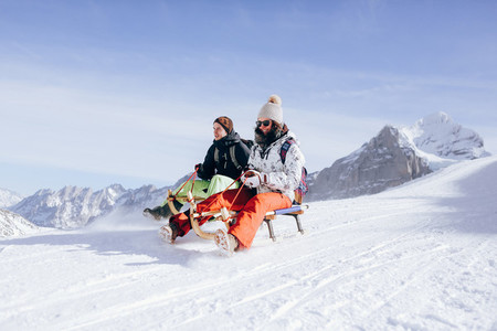 Grindelwald First Ski Resort 21