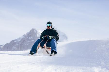 Grindelwald First Ski Resort 13