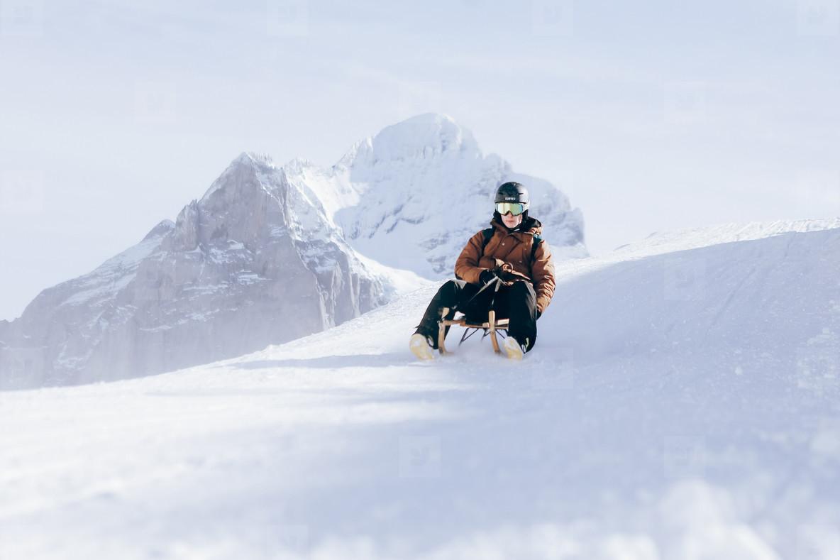 Grindelwald First Ski Resort 10