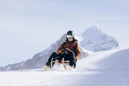 Grindelwald First Ski Resort 11