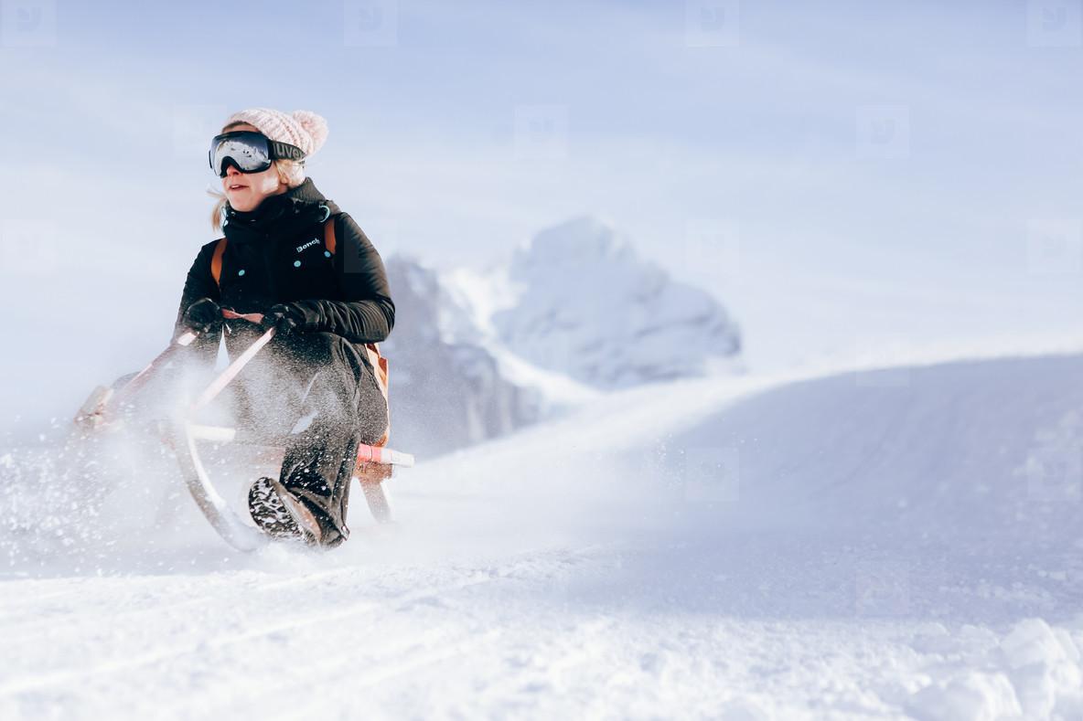 Grindelwald First Ski Resort 12