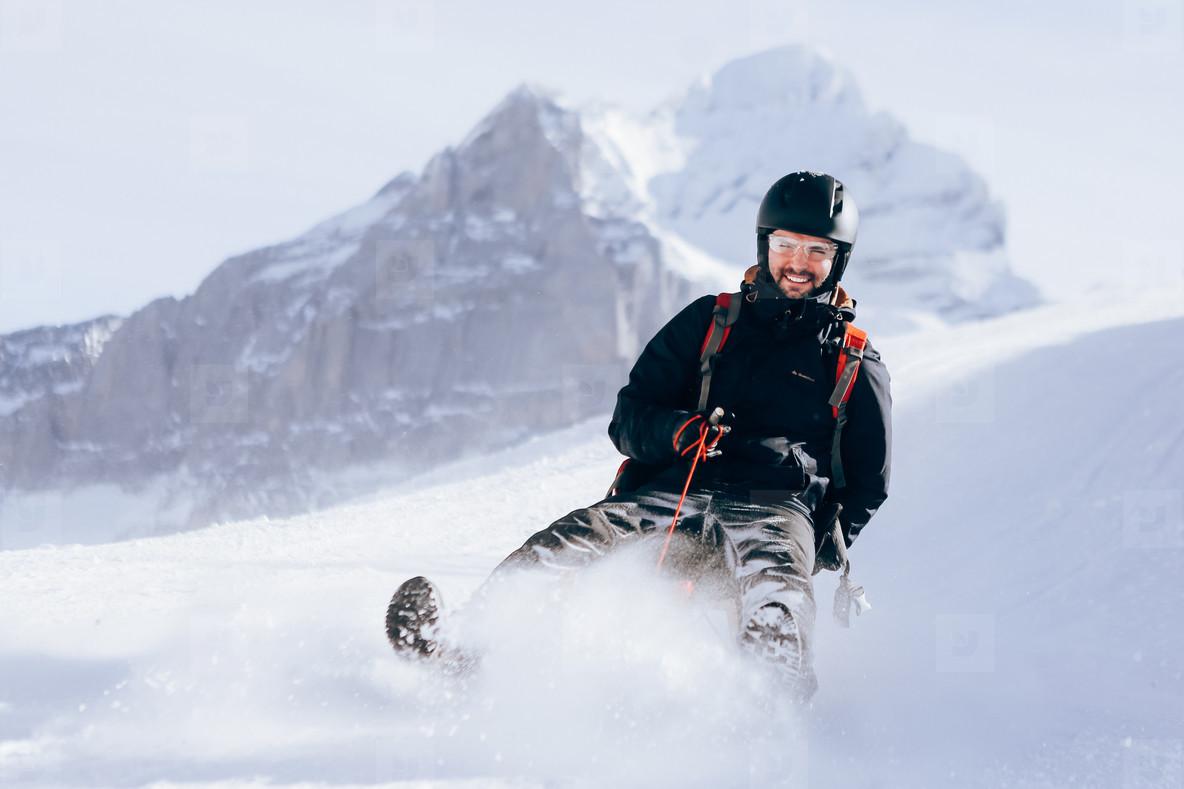Grindelwald First Ski Resort 9