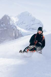 Grindelwald First Ski Resort 8
