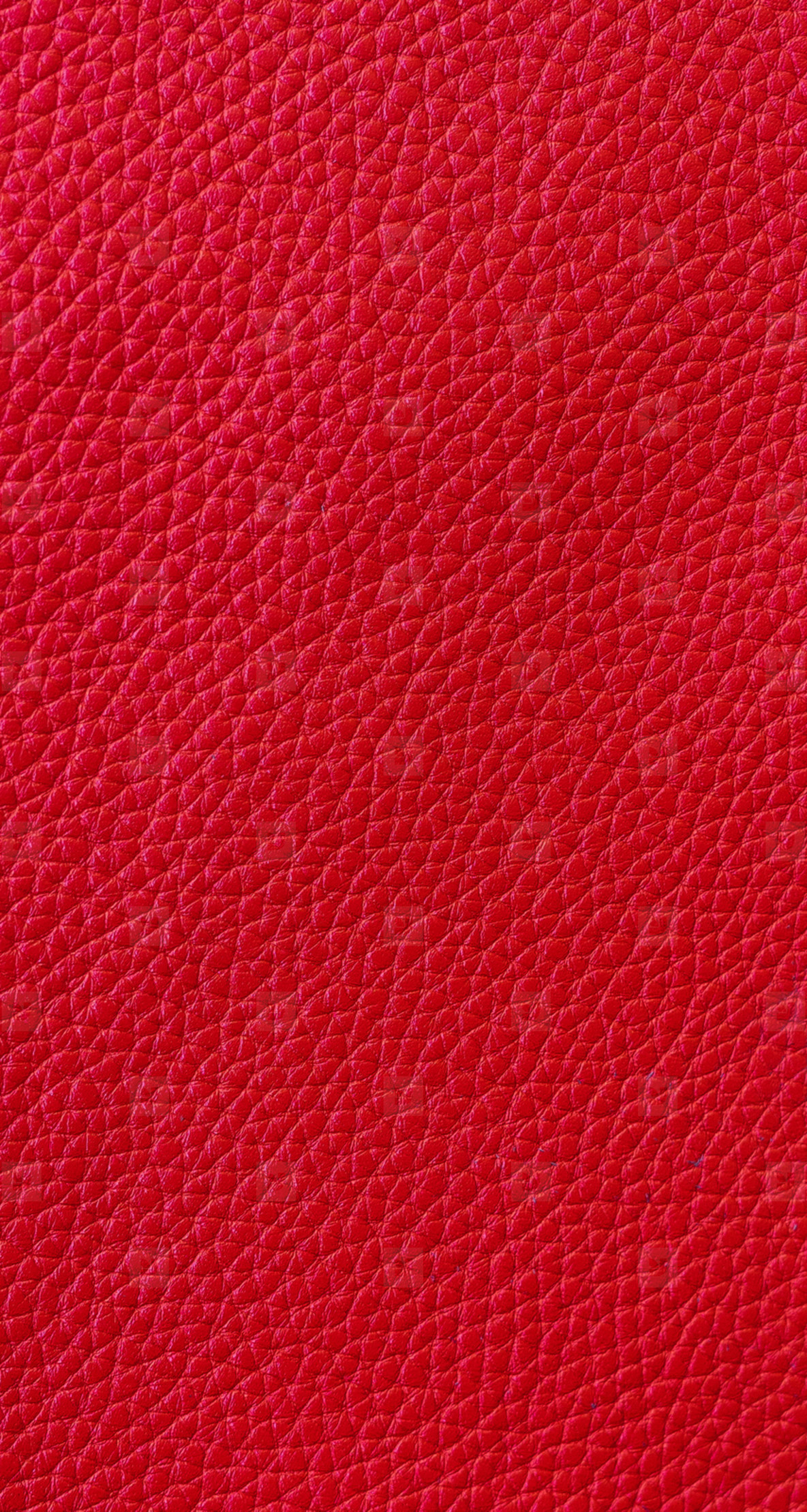 calf skin texture in red color