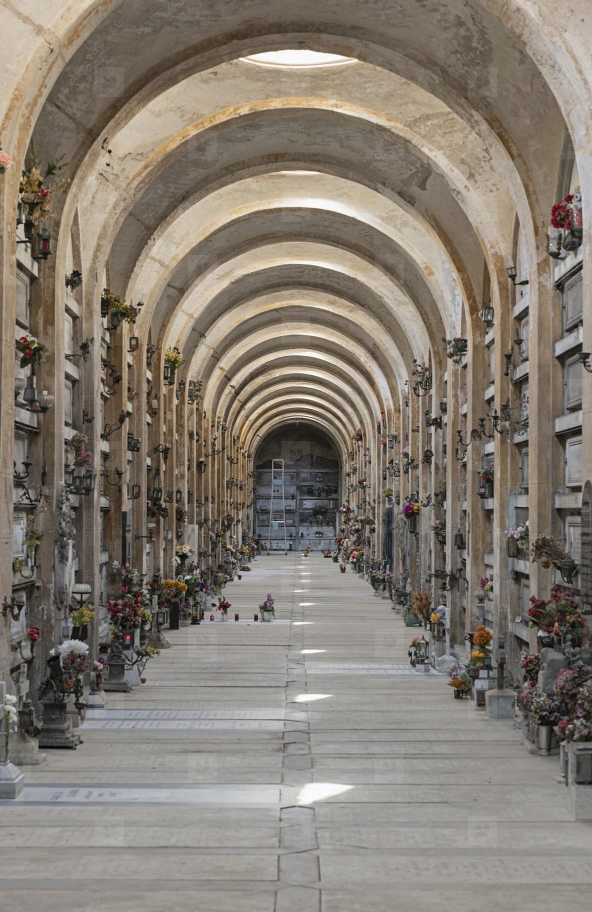 Monumental Cemetery of Staglieno  01