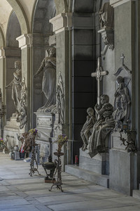 Monumental Cemetery of Staglieno 03