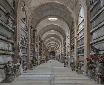 Monumental Cemetery of Staglieno 04
