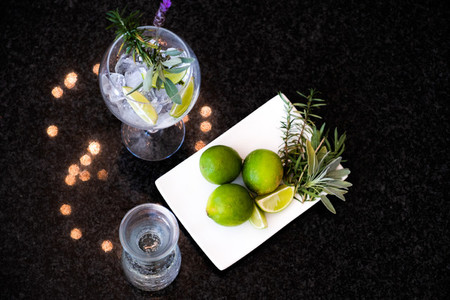Cocktail Preparation 2