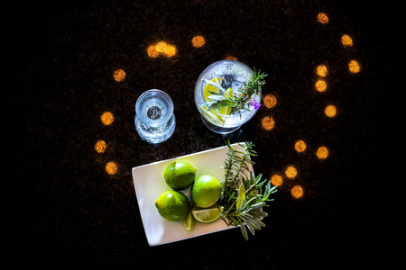 Cocktail Preparation 3