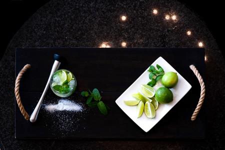 Cocktail Preparation 4