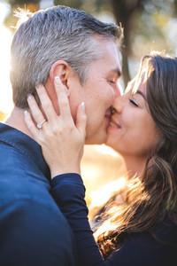 Beautiful engaged couple 1