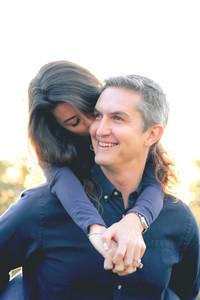 Beautiful engaged couple 6